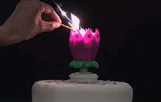 クアラルンプールで見つけた誕生日のお祝いに最高のアイテム『ドリームキャンドル』