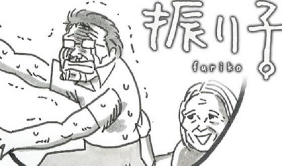 【感動動画】鉄拳のパラパラ漫画「振り子」に涙が止まらない...