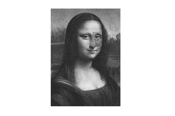 モナリザの加工画像が違和感なさ過ぎてネットで話題に!!