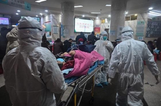 コロナウイルスで武漢市の医師が死亡?!武漢市の病院の様子を撮影した動画に心が痛い...