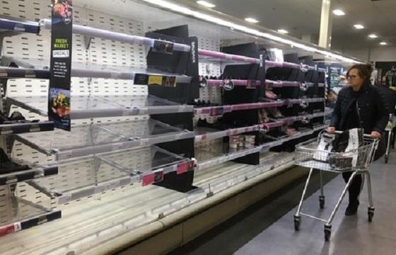 コロナウイルスの影響による海外のスーパーと日本のスーパーの違いに驚愕!!