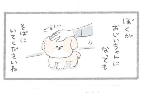"""犬と暮らす上で覚えておいて欲しい""""犬の十戒""""の漫画に涙があふれる..."""