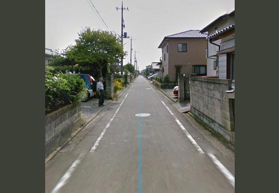 Google Earthで見つけた亡き父の後ろ姿とその10メートル先に映るものに涙があふれる...
