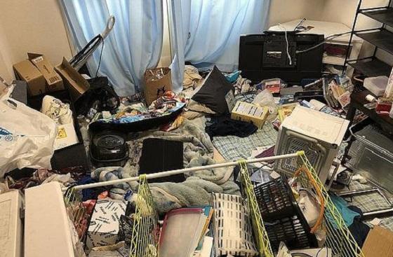 """【経験者談】""""震災で家がぐちゃぐちゃになったときに片付けをする前に必ずすべきこと""""とは!!"""