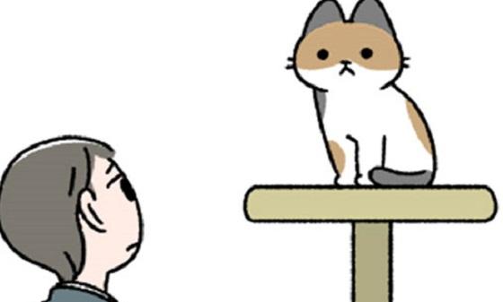 【猫は3年の恩を3日で忘れる】この言葉に対する猫の気持ちを描いた漫画が面白いw