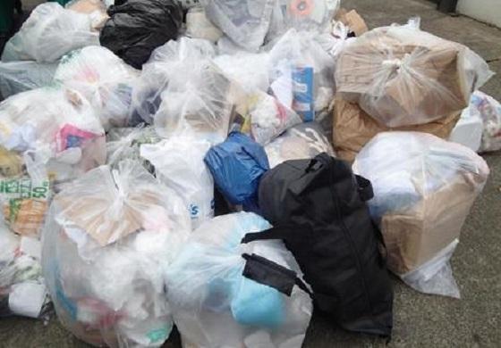 """ゴミ捨て場に置かれた袋の状態で""""清掃員が困っちゃう第1位""""とは!!"""