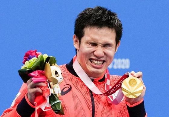 """パラリンピックで全盲の金メダリストの""""木村敬一""""選手が優勝後に語った言葉に胸が熱くなる"""