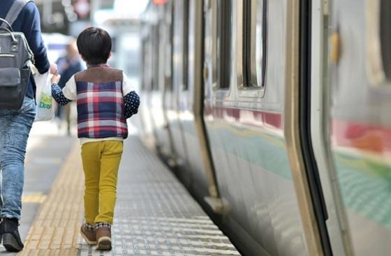 電車で子どもに席を譲ったときに帰ってきた言葉が素敵すぎる!!